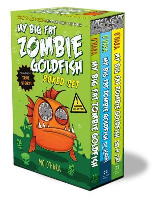 My Big Fat Zombie Goldfish: My Big Fat Zombie Goldfish; the Seaquel; Fins of Fury