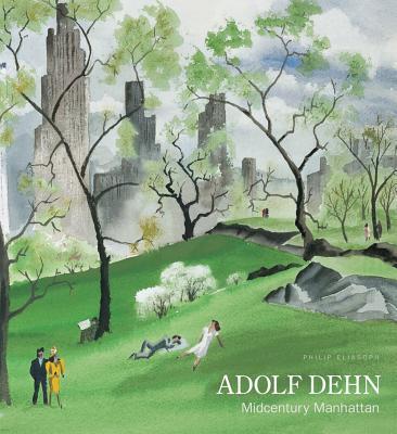Adolf Dehn: Midcentury Manhattan