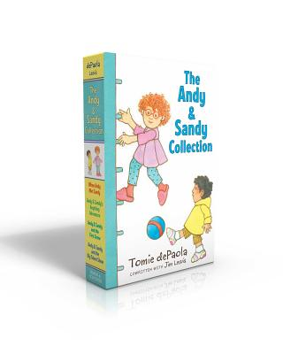 The Andy & Sandy Collection: When Andy Met Sandy / Andy & Sandy's Anything Adventure / Andy & Sandy and the First Snow / Andy &