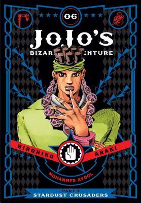 Jojo's Bizarre Adventure Stardust Crusaders 6