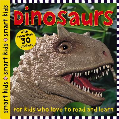 Dinosaurs: With More Than 30 Stickers