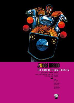 Judge Dredd The Complete Case Files 15