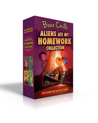 Aliens Ate My Homework Collection: Aliens Ate My Homework / I Left My Sneakers in Dimension X / The Search for Snout / Aliens St