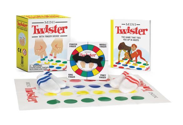 Mini Twister: With Finger Socks!