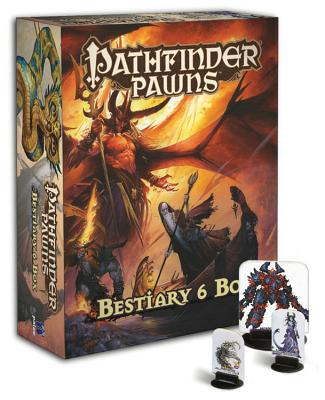 Pathfinder Pawns Bestiary 6 Box