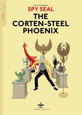 Spy Seal 1: The Corten-Steel Phoenix