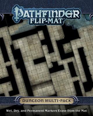 Pathfinder Flip-Mat Dungeon Multi-Pack