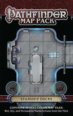 Pathfinder Map Pack Starship Decks