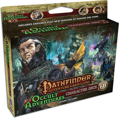 Pathfinder Adventure Card Game Occult Adventures Character Deck 2