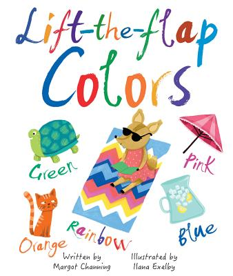 Lift-the-Flap Colors