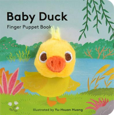 Baby Duck Finger Puppet Book