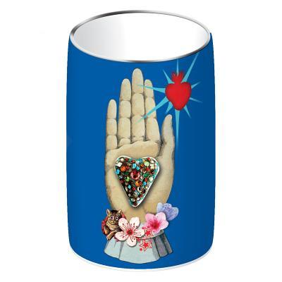 Christian Lacroix Maison De Jeu Porcelain Pencil Pot