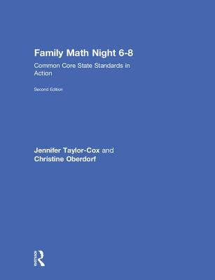 Family Math Night 6-8: Common Core State Standards in Action