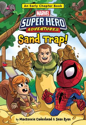 Marvel Super Hero Adventures: Sand Trap!