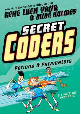 Secret Coders 5 Potions & Paramaters