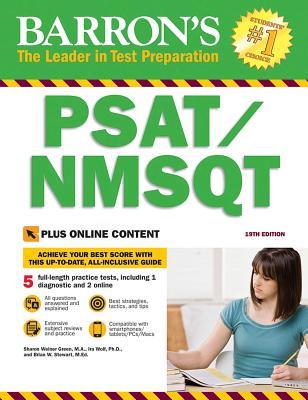 Barron's PSAT / NMSQT: Plus On-Line Content