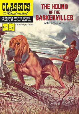 Classics Illustrated 52: The Hound of the Baskervilles