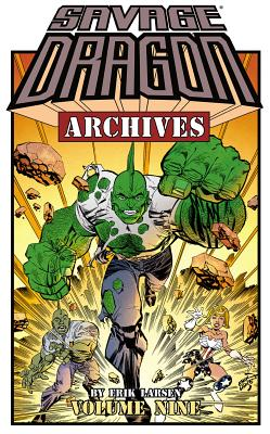 Savage Dragon Archives 9