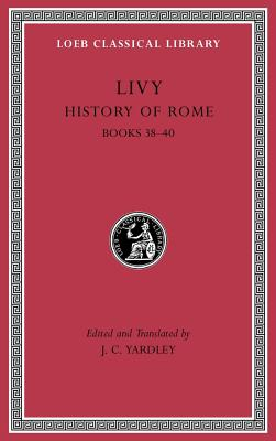 History of Rome: Books 38-40