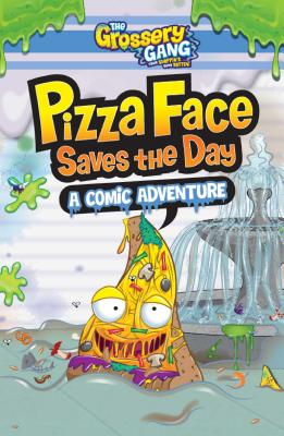 Pizza Face Saves the Day: A Comic Adventure