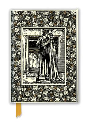 William Morris Foiled Journal: The Story of Troilus and Criseyde