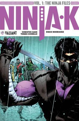 Ninja-K 1: The Ninja Files