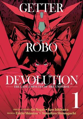Getter Robo Devolution 1