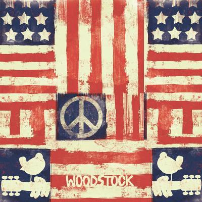 Woodstock American Peace Journal: Unlined