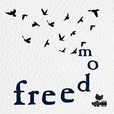 Woodstock Freedom Journal: Unlined