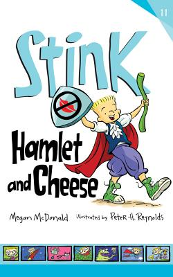 Stink: Hamlet and Cheese, Library Edition