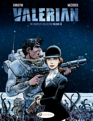 Valerian - L'Integrale 4: The Complete Collection
