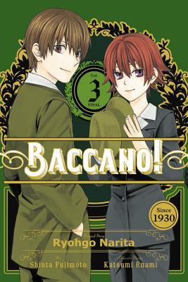 Baccano! 3