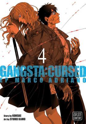 Gangsta 4: Cursed: Ep_Marco Adriano: VIZ Signature Edition