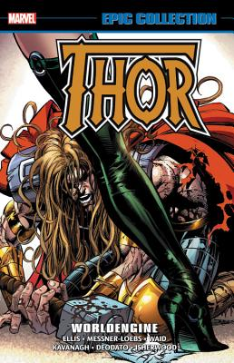 Epic Collection Thor 23: Worldengine