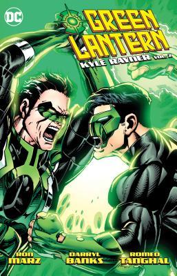 Green Lantern Kyle Rayner 2