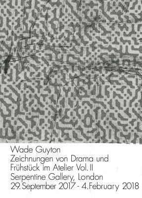 Wade Guyton: Zeichnungen Von Drama Und Frühstück Im Atelier
