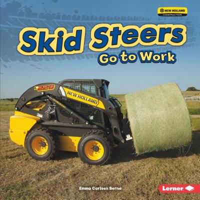 Skid Steers Go to Work