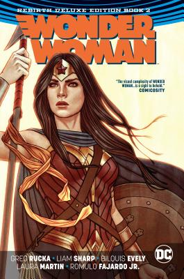 Wonder Woman the Rebirth 2