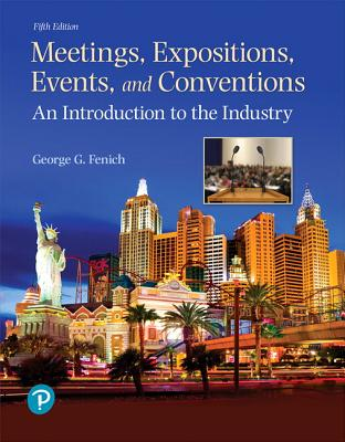 Meetings, Expositions, Events, and Conventions: An Introduction to the Industry