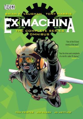 Ex Machina: The Complete Series Omnibus