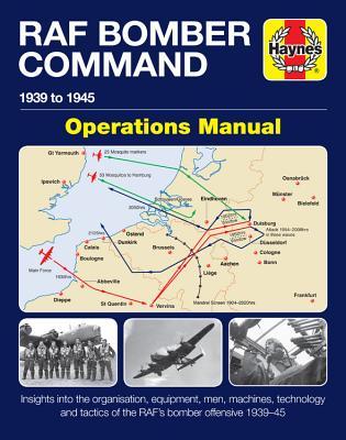 RAF Bomber Command Operations Manual: 1939-45