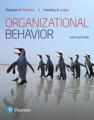 Organizational Behavior + MyLab Management With Pearson Etext Access Code