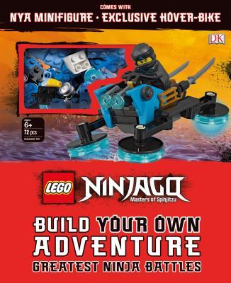 Lego Ninjago: Build Your Own Adventure: Greatest Ninja Battles