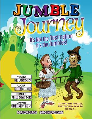 Jumble Journey: It's Not the Destination, It's the Jumbles!