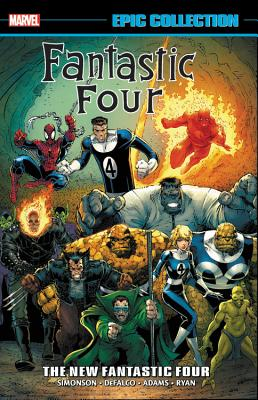 Fantastic Four Epic Collection 21: The New Fantastic Four