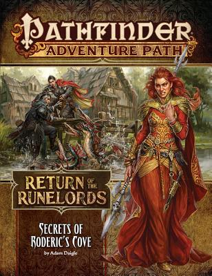 Pathfinder Adventure Path: Secrets of Roderick's Cove Return of the Runelords 1 of 6