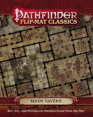Pathfinder Flip-mat Classics: Seedy Tavern