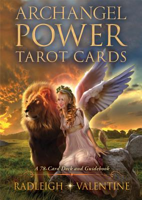Archangel Power Tarot Cards: Card Deck and Guidebook