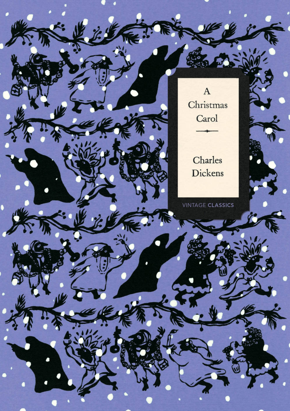 A Christmas Carol: and The Chimes and The Haunted Man