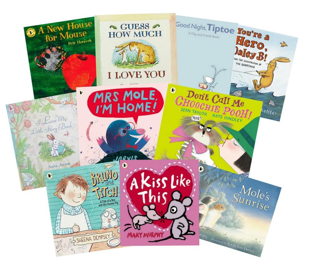 Furry Little Friends: Ten delightful animal stories of friendship and fun
